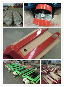 High Quality 2t Hydraulic Pallet Truck pictures & photos