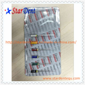 Dentsply Flexible K-File of Dental Hospital Medical Supply pictures & photos
