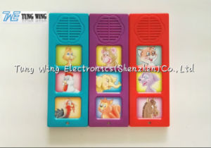 Farm Animal Sounds 3 Button Module for Children Sound Book, Child Board Book pictures & photos