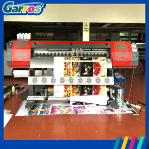 Garros Wide Format 3.2m Banner Printing Eco Solvent Printer Machine pictures & photos