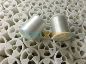 White Color Nylon Monofilament Thread on Small Reels pictures & photos