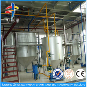 Best Quality Rapeseed/Sunflower Seed/Cotton Seed Cooking Oil Refinery Machine pictures & photos