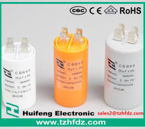 High Quality Cbb60 Film Capacitor for Sale pictures & photos