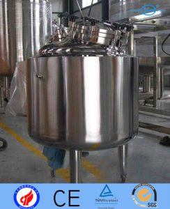 Mirror Polished Water Tank 200L pictures & photos