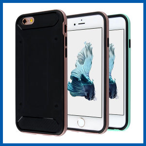 Aluminum Frame Ultra Slim TPU Case for Apple iPhone 6s pictures & photos