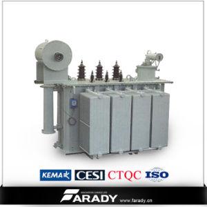 Silicon Core 3 Phase Power Electric 200kVA Transformer 15kv pictures & photos