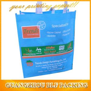 Non Woven Shopping Custom Logo Bag (BLF-NW228) pictures & photos