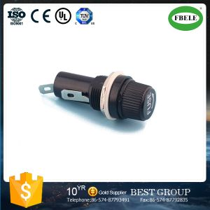 High Quality Phenolic 6X30mm Fuse Holder pictures & photos