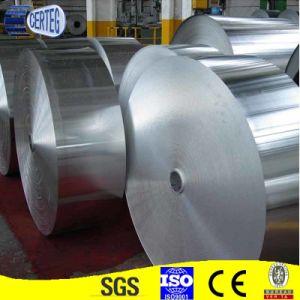 Alu Foil 0.09mmx40mm 8011 O Temper Aluminum Foil Coil pictures & photos