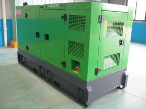 Ce Approved 75kVA/60kw Cummins Diesel Generating Set (4BTA3.9-G11) (GDC75*S) pictures & photos
