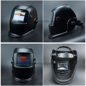 CE En and ANSI Approval Auto-Darkening Welding Helmet (WM4026) pictures & photos