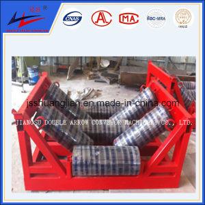 Carrier Roller Guide Roller Self-Aligning Roller Idler Group for Conveyor System pictures & photos