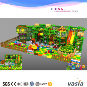 2016 Jungle Theme Children Amusement Park Indoor Playground for Hot Selling Funny Equipment pictures & photos