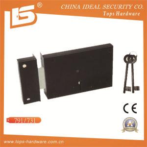 Security High Quality Door Rim Lock (791/731) pictures & photos