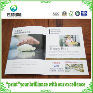 Offset Printing Paper Book (for Food) pictures & photos