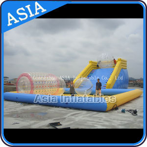 Commercial Inflatable Zorb Ramp Zorb Ball Launch Ramp Orbit Zorbing pictures & photos