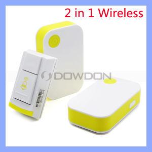 Factory Price Waterproof 2 in 1 Smart Wireless Doorbell pictures & photos