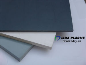 Grey PVC Sheets (RAL7011) pictures & photos