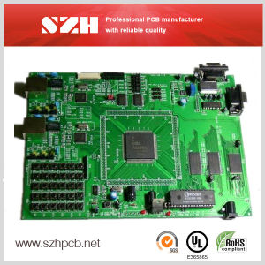 Interface Controller 1.6mm 1oz PCB Assembly pictures & photos