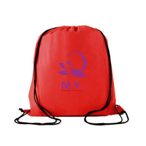 Cheap Custom Backpack Sport Drawstring Bag (M. Y. D-038) pictures & photos