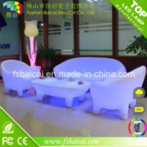Hot Sale LED Light Furniture /Commercial Furniture/LED Outdoor Furniture pictures & photos