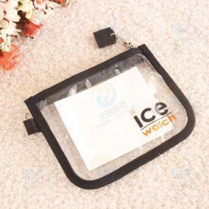 Custom Mini Cute Clear PVC Card Bag Pouch pictures & photos