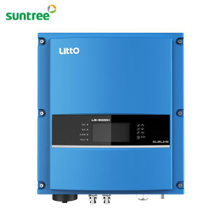 5000W 10kw 15kw 20kw 30kw WiFi Function Solar Inverter with MPPT for on Grid Tie Solar System 10000 Watt Power Inverter pictures & photos