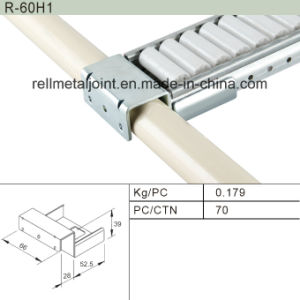 Roller Mounting Connet/Bracket for Pipe Racking System (R-60H1) pictures & photos