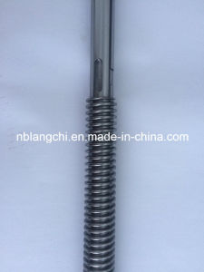 Roller Trapezoidal Thread Trap Rod Lead Screw Tr20X4 pictures & photos