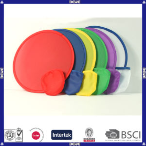 Made in China Factory Price OEM Customized Nylon Polyester Frisbee pictures & photos