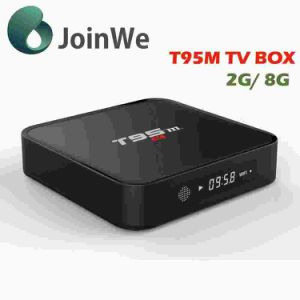 Amlogic S905 Kodi 16.0 T95m Android TV Box pictures & photos