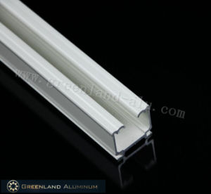 High Quality White Aluminum Window Blind Head Track pictures & photos