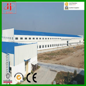 Prefabricated Cheap Steel Structure Portal Frame Storage Workshop pictures & photos
