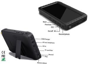 Portable 2.4GHz Wireless CCTV Recorder pictures & photos