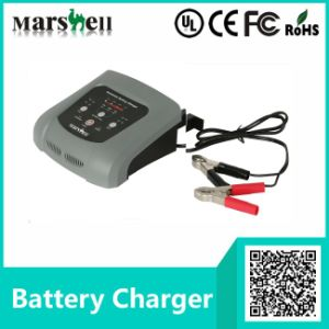 6V/12V Output Voltage Multi-Phase Charging Smart Battery Charger pictures & photos
