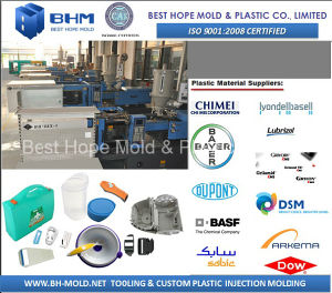 Custom Plastic Products Molding Factory in Shanghai pictures & photos