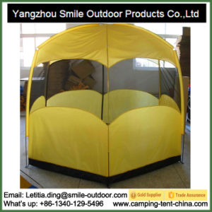 Used Commercial Modern Design Camping Hexagon Pavilion Tent pictures & photos