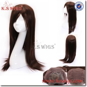 Superior Grade Lace Front Wig 100% Brazilian Human Hair Wig pictures & photos