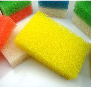 Widely Use, Cleaning Sponge Foam for Dishes pictures & photos