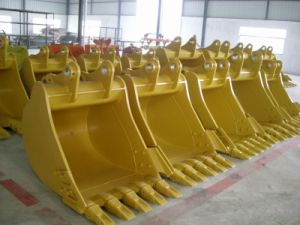 High Quality Kobelco Rock Bucket for Sk200 Sk230 Excavator pictures & photos