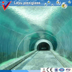 Chinese Acrylic Clear UV Tunnel pictures & photos