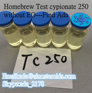 Test Cyp 250mg Ml Semi-Finished Finished Injection Vials Testosterone Cypionate pictures & photos