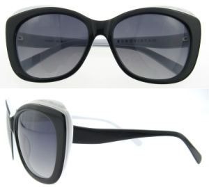 Beautiful Italian Acetate Famous Brand Polarized Sunglasses for Women pictures & photos