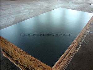 Anti-Slip Film-Faced Plywood