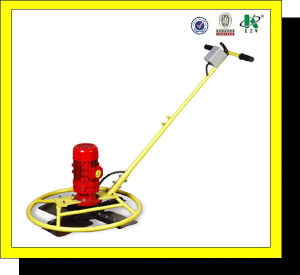 Electric Power Concrete Trowel Machine with 0.75kw/220V Motor pictures & photos