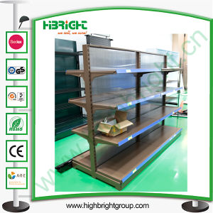 Light Duty Convenience Store Gondola Display Shelf pictures & photos