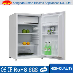 Portable Single Door White Mini Fridge Refrigerator pictures & photos