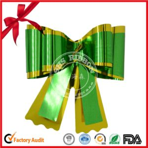 Wholesale Green Butterfly Ribbon Pull Bows pictures & photos