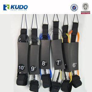 Multi-Color TPU Surfboard Leash High Elasticity Durable Customzied Surf Leash (1200301)