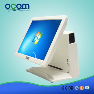 15inch POS Touch Hardware All in One POS PC Kiosk Terminal for Payment pictures & photos